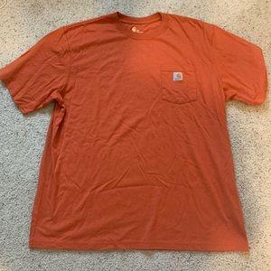 Carhartt K87 T-shirt original fit.